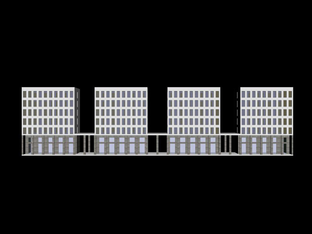 Colaboración proyecto residencial,Genova (2)