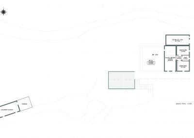 Plantas edificaciones en Cobdar